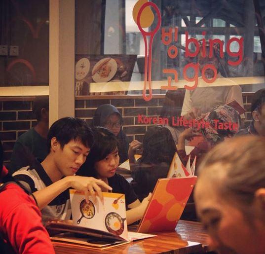 Annyeong Haseyo, Inilah Bisnis Korean Food Bing Go Indonesia