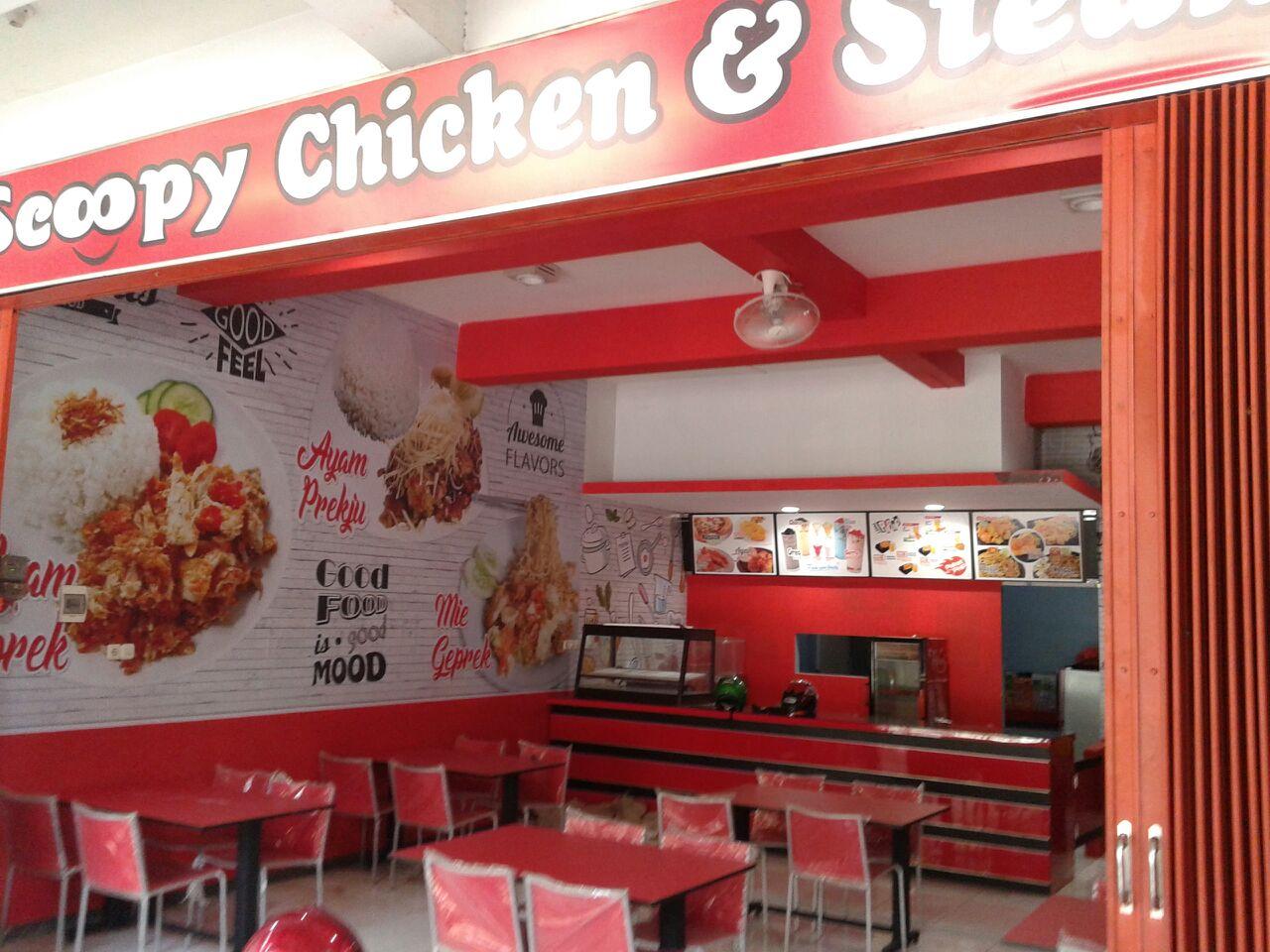 Renyahnya Peluang Bisnis Scoopy Chicken & Steak