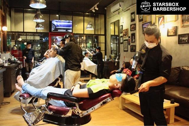 Seklimis Keuntungan Bisnis Kemitraan Starsbox Barbershop