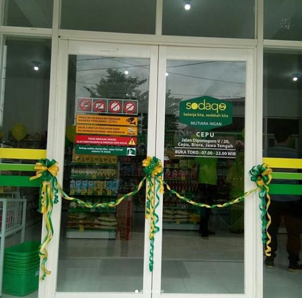 Nikmati Peluang Usaha Mini Market Modern Islami Sadaqo