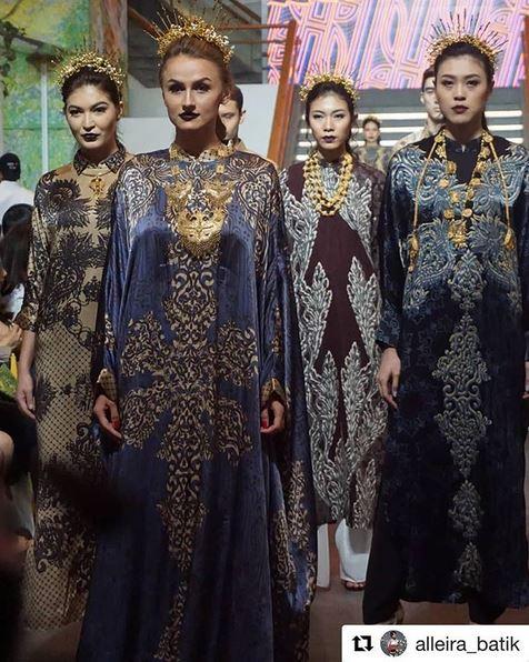 Sambut Ramadhan, Alleira Batik Luncurkan Koleksi La Splendeur
