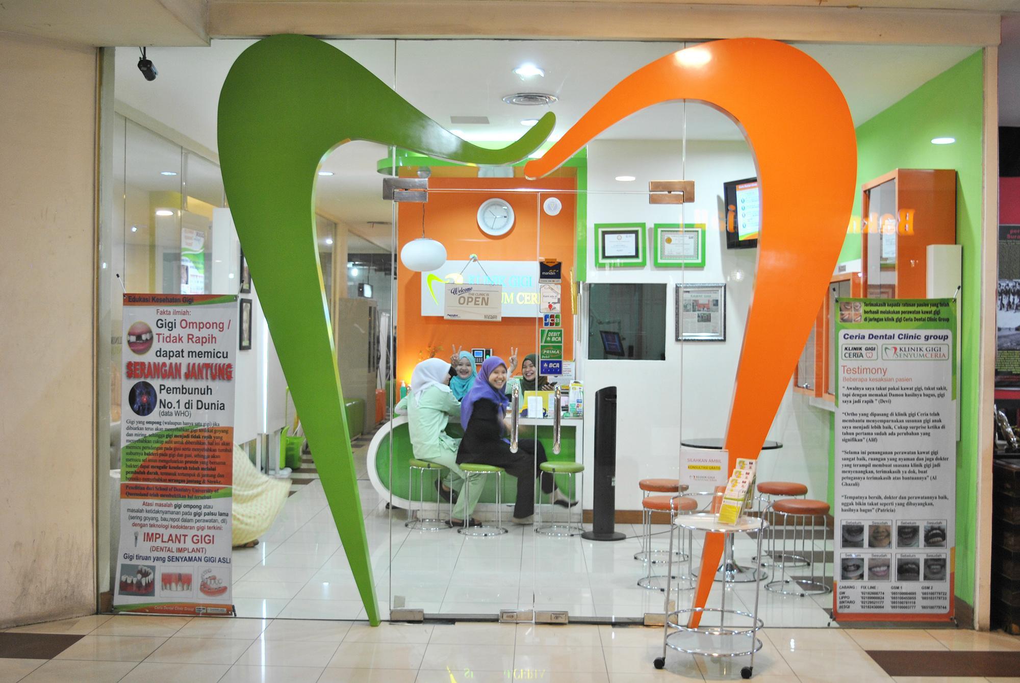 Klinik Gigi Senyum Ceria Dalam Proses DSO