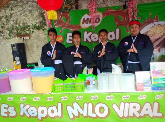 Bisnis Es Kepal Milo Viral, Modal Sedikit Untung Selangit!