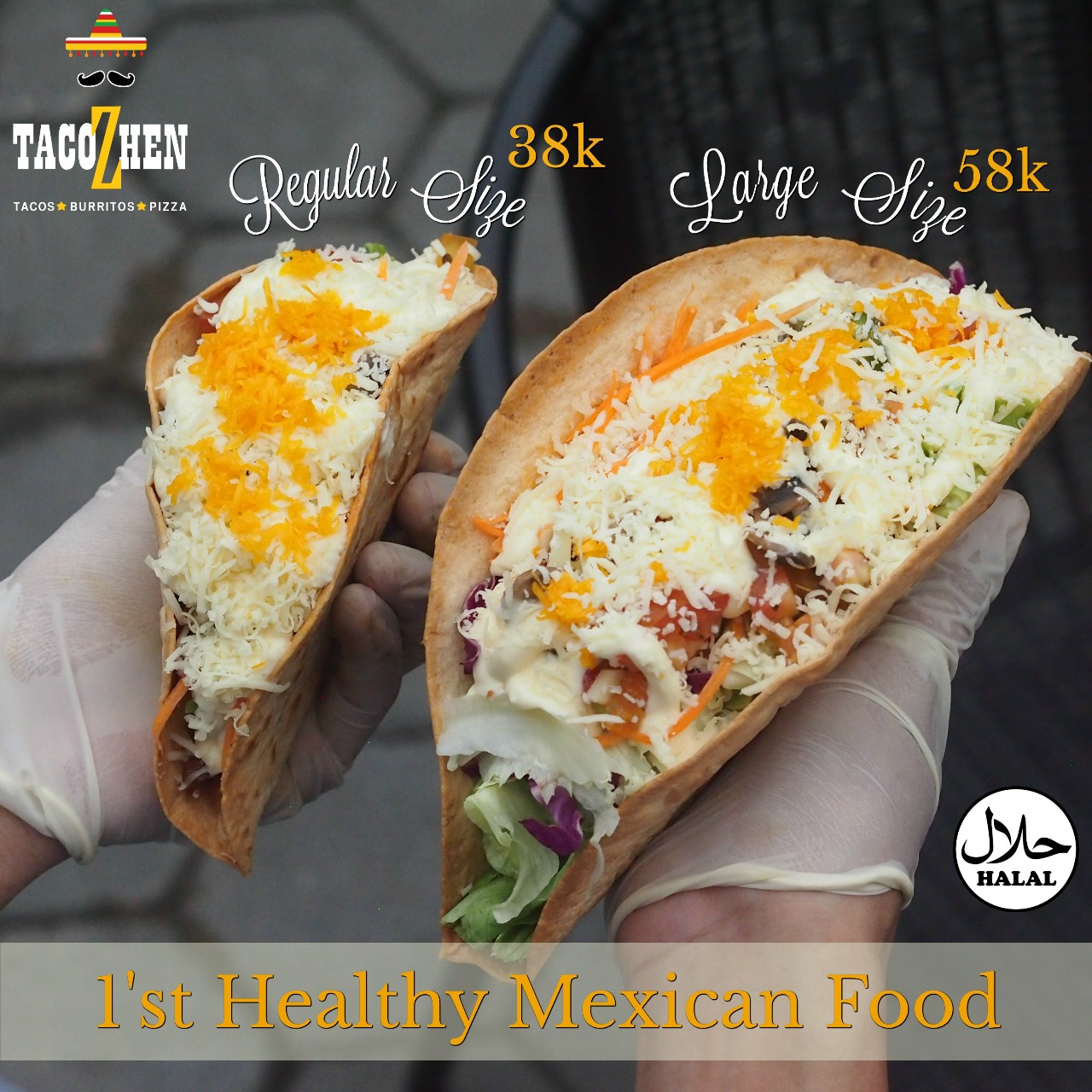 Mengenal Tacozhen, Kuliner Sehat ala Meksiko