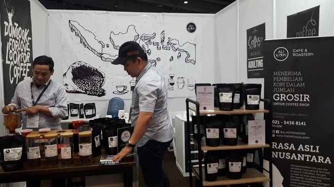 Kembangkan Bisnis, Ali Kopi Hadirkan Kopi Khas Nusantara