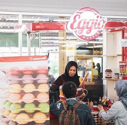 Mencetak Renyahnya Peluang Bisnis Kue Wafel