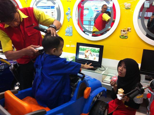 Bersama KiddyCuts, Pengalaman Potong Rambut si Kecil Jadi Lebih Menyenangkan